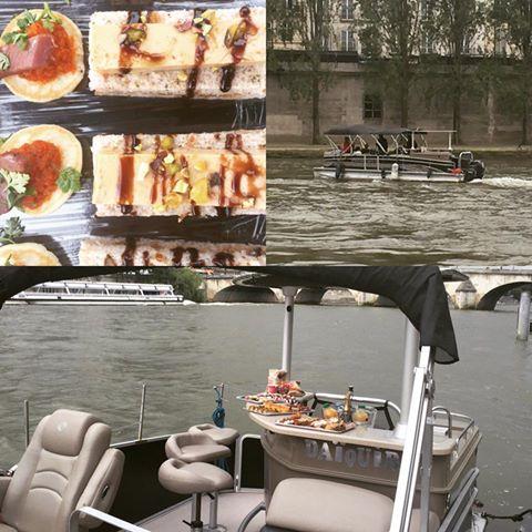 Célébrité sur la Seine - Croisière privée
